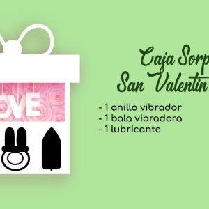 Caja Sorpresa San Valentin Sextoys Duo