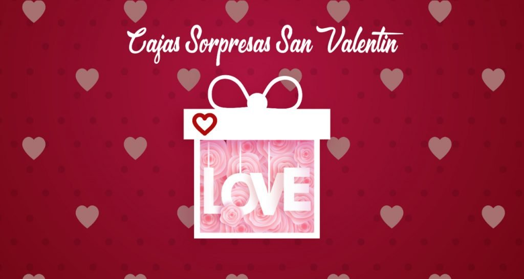 Banner Cajas Sorpresas Sextoys San Valentin